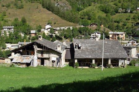 Appartamento in montagna - Canosio - Квартира