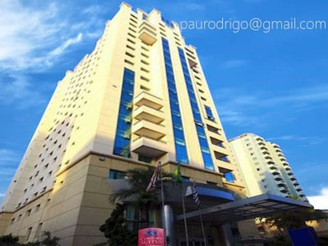look Comfort Suites Oscar Freire - São Paulo - Apartemen