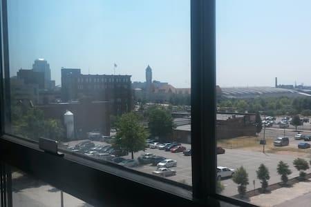 Mid-Town St. Louis Loft