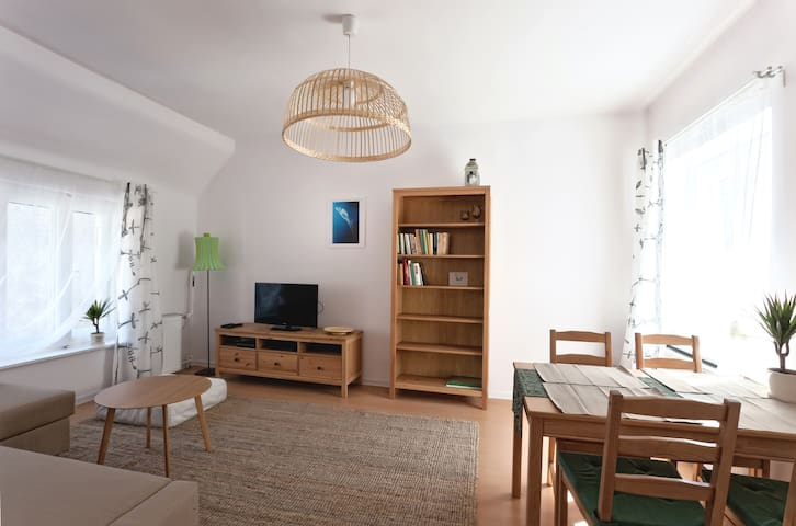 Old Town Veranda Apartment - Gdańsk - Apartment
