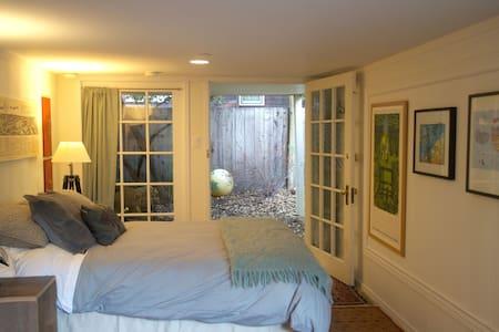Private Garden Apt in San Anselmo, CA Marin County - 圣安塞尔莫(San Anselmo) - 公寓