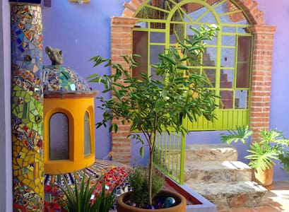 Terrace Dreaming at Casa Lenita