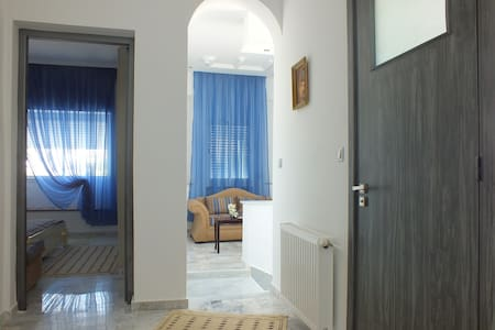 Apartment suite in the heart of Sidi Bou Said - Carthage
