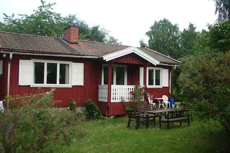 Fritidshus Stockholms skärgård - Vaxholm - Blockhütte