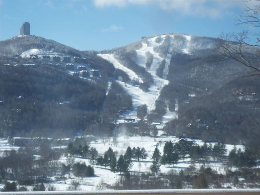 Sugar Mountain Slopes