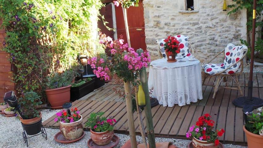 Rural Gîte - Blanzay - Dům