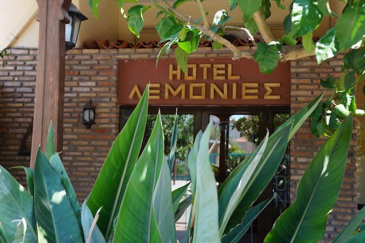 Ξενοδοχείο Λεμονιές - Diakopto - Apartemen