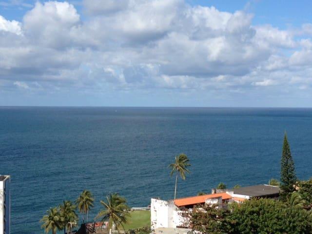 Apart-Hotel Vista Mar - aluguel diária ou mensal