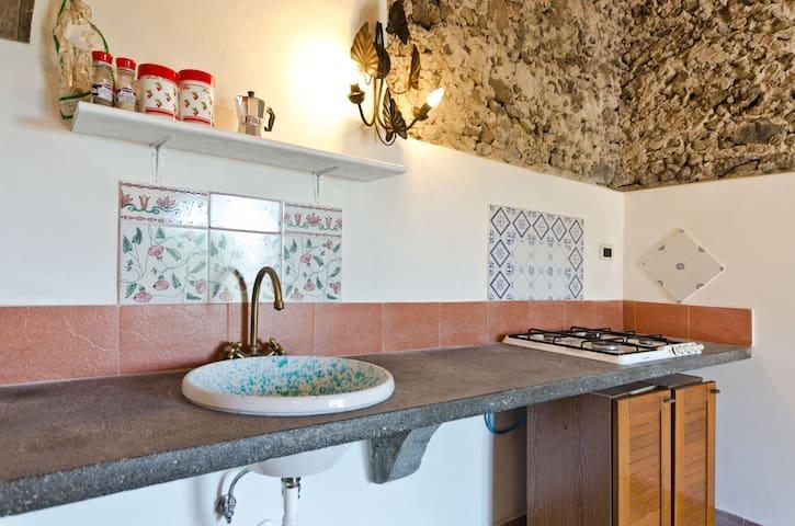 Dependance Villa La Rosa - Sicily