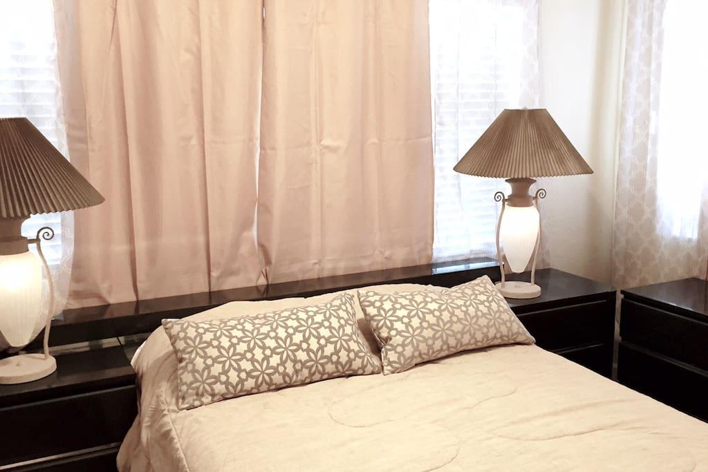 Apartment #2 Bedroom