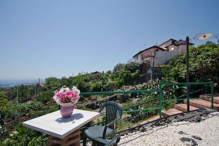 Dependance Villa La Rosa - Sicily - Santa Venera-portosalvo - Rumah