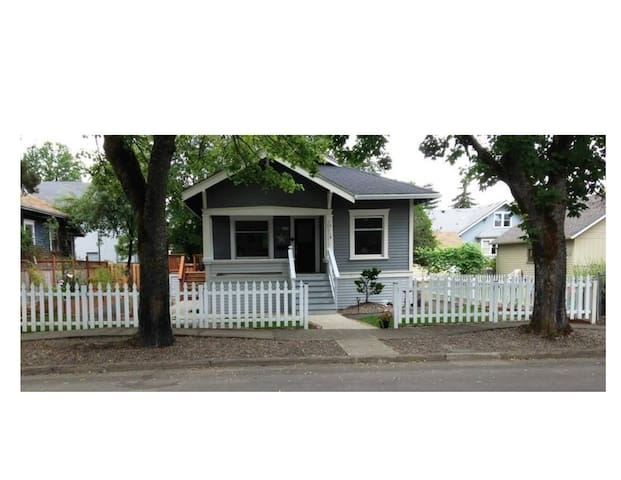 Maple Street Bungalow