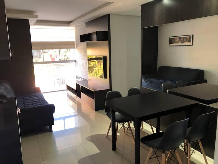 Belo Apartamento em São Leopoldo com churrasqueira