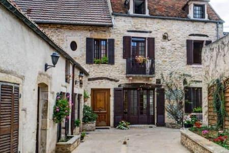 Maison bourguignone de 1669 - Nuits-Saint-Georges - 独立屋