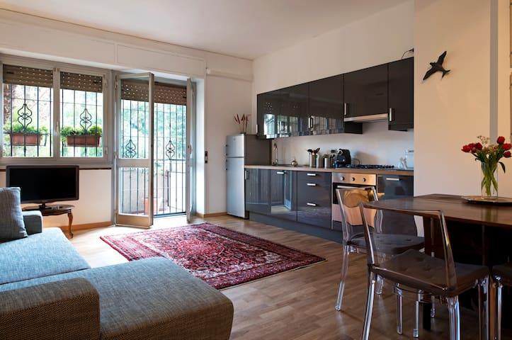 Green Apartment  in Milan