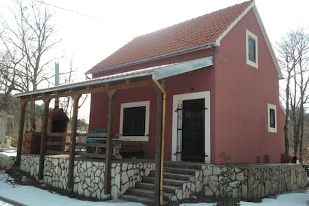 Holiday Home Nikolic - Njegusi - Дом
