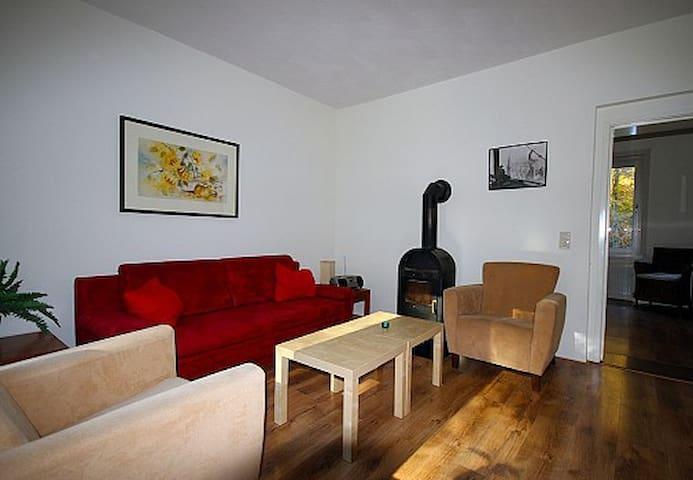 Wilde Gera - Gehlberg - Apto. en complejo residencial