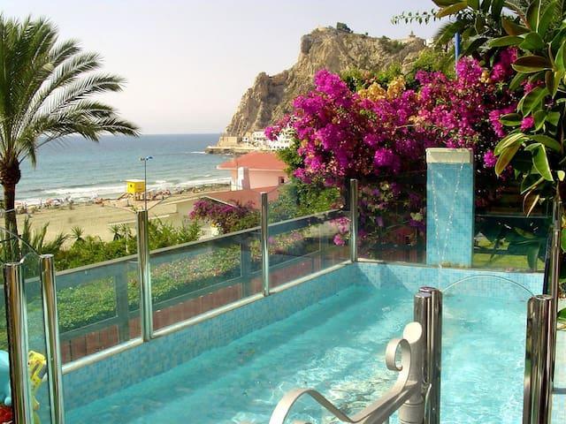 Sea Dreams House. La Cala Benidorm-Playa Poniente - Benidorm - Casa