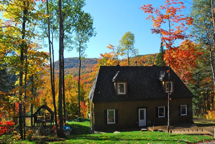 Countryside house near Quebec. - Sainte-Brigitte-de-Laval