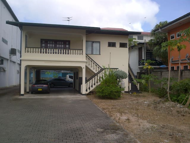 Appartement in SUP gebied - Paramaribo - Appartement