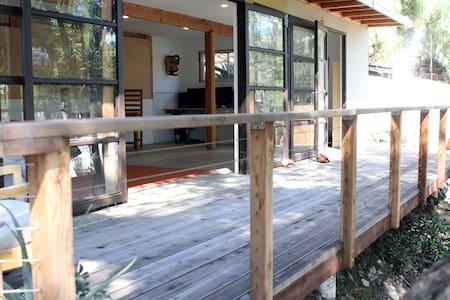Modern Work/Live Hillside Studio - Los Angeles - Loft