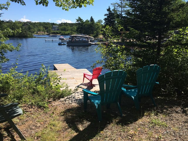 4 Bedroom Cottage on the Lake - Porters Lake