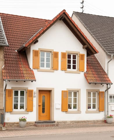 "Glantal-Cottage ""Zur Draisine"" - Glanbrücken - Apartamento"