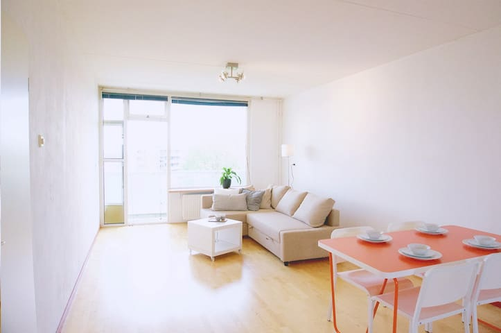 Spacious With A Beautiful View - Amsterdam Zuid-Oost - Apartemen