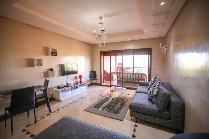 Très bel appartement - Marrakech - Huoneisto