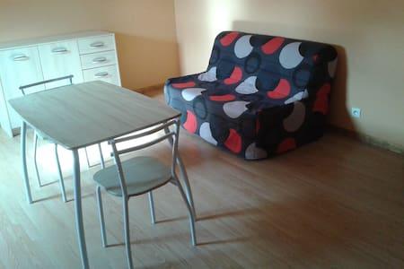 studio meublé calme Le Creusot - Le Creusot - Condominium