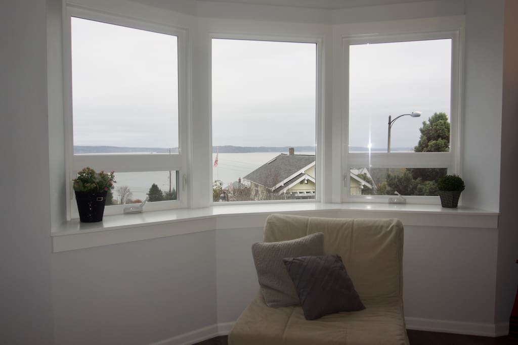 View of Sound from Living Room