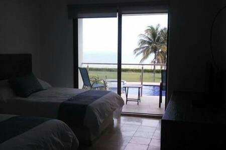 Departamento con vista al mar Costa Esmeralda, Ver