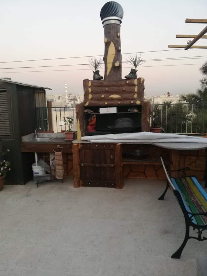 Villa in the east of Amman