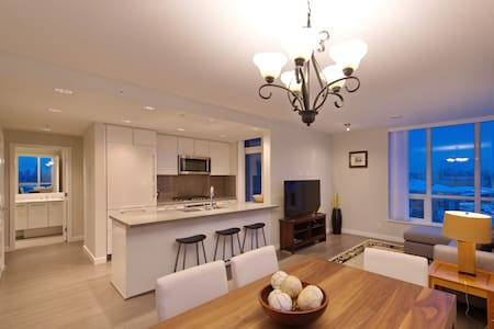 Brand new, private spacious 2 bedroom condo suite - Coquitlam