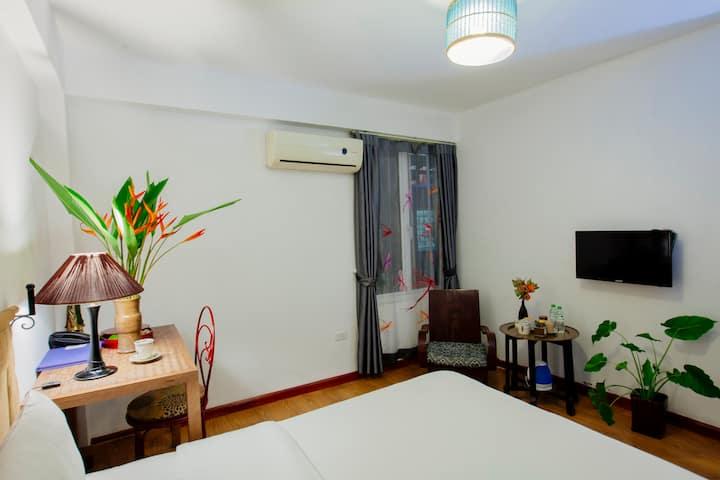 Lemongrass Room-Maison d'Orient Hotel Hanoi