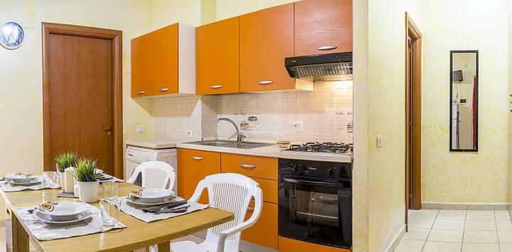 Cosmopiltan Apartment