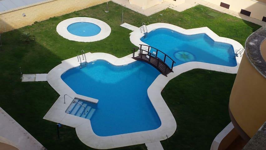 Apartamento en el mejor sitio de Sanlúcar - Sanlúcar de Barrameda - Leilighet
