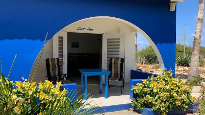 Rustig gelegen comfortabele studio's op Bonaire