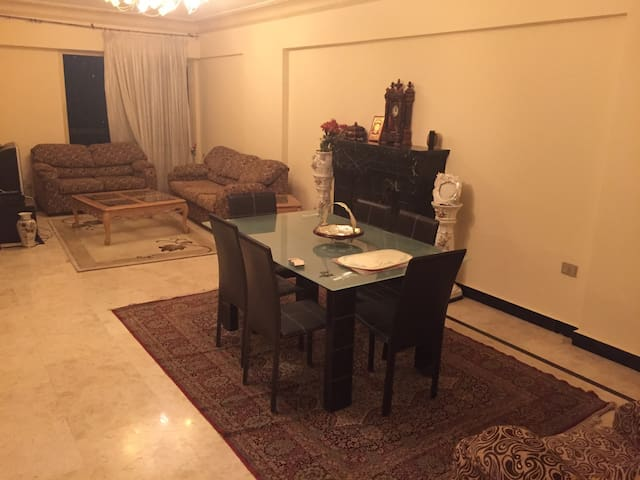 Nasr City Modern 3 bedrooms - Nasr City