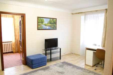 Apartment in the park area of ​​the Dnipro