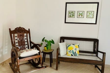 Charming Townhouse in the Centre of Panjim.