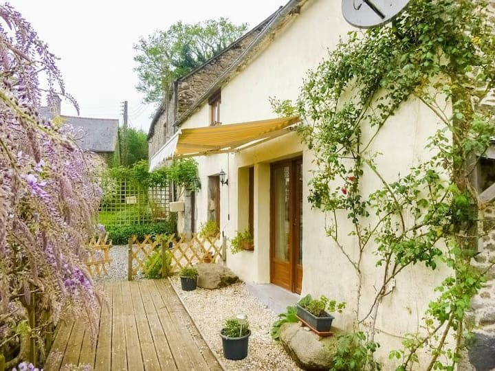 French Countryside Cottage