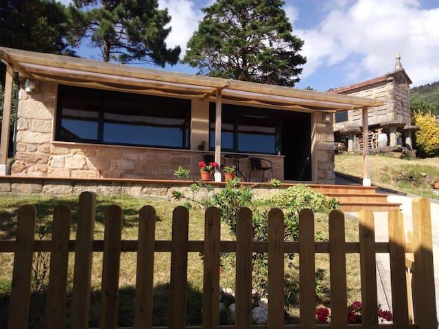 Casa de campo a 3km de la playa casas en alquiler en - Casas de campo en galicia ...