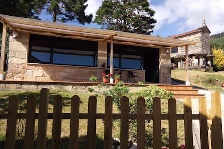Casa de campo a 3km de la playa - Carnota - Huis