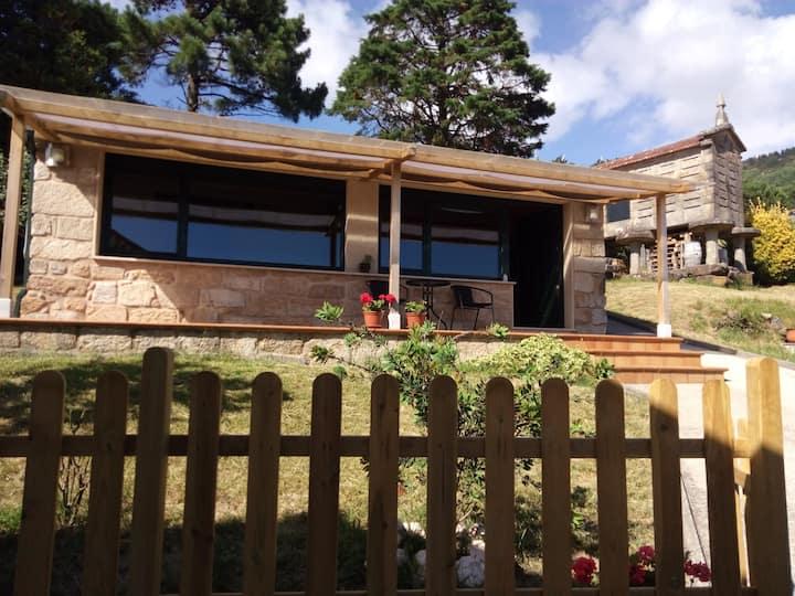 Casa de campo a 3km de la playa