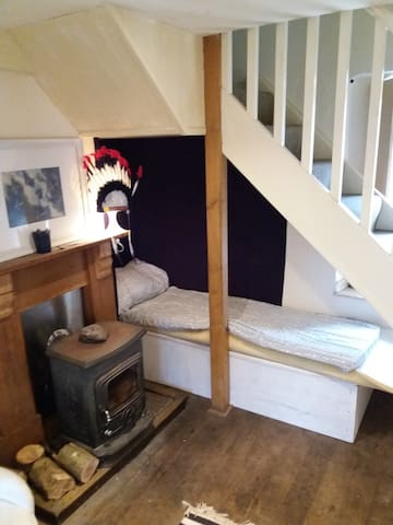 Fairytale Gate Lodge @ Borris House - Borris - Huis