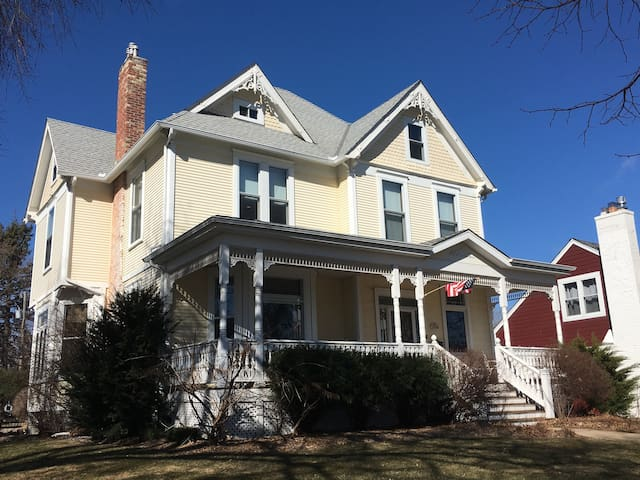 Victorian in South Minneapolis for the Super Bowl - Minneapolis - Dom