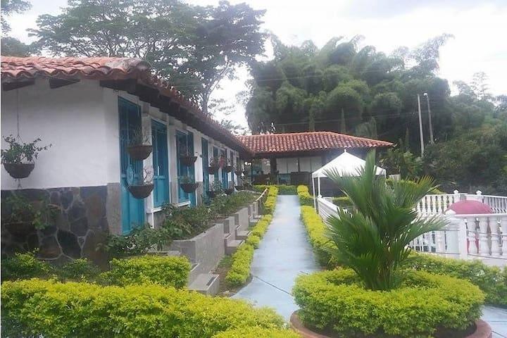 Hotel campestre San Josè De La Cabrera