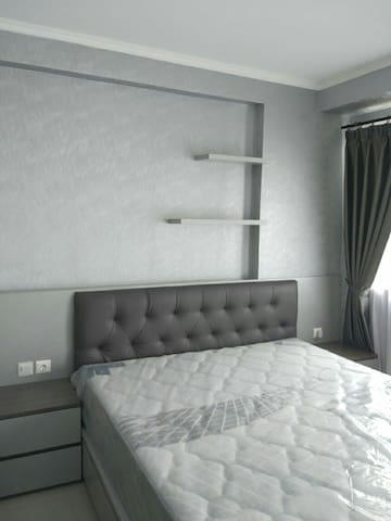 Apartment Gateway Pasteur, Bandung 1 BR, 31msq