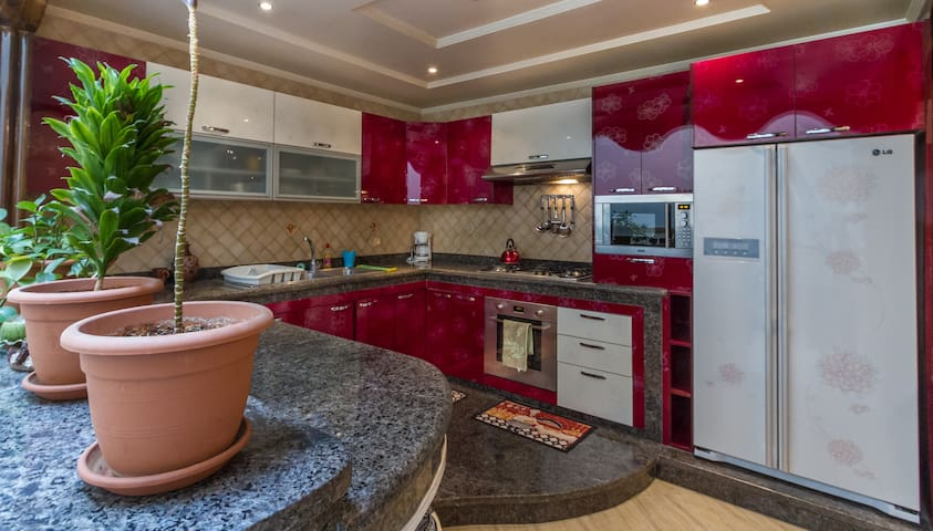 Élégant, chic, studio familiale: très équipé - Agadir - Appartement